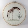 Introduction to Embroidery: Animal Contemporary VIRTUAL CLASS