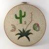 Introduction to Embroidery: Plant