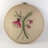 Introduction to Embroidery: Flower Traditional VIRTUAL CLASS