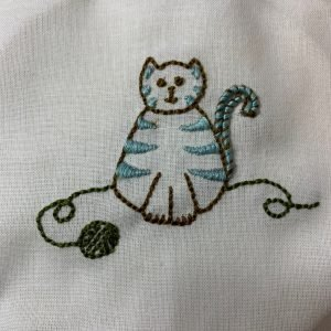 Bite-Size Embroidery for Beginners, by Leland Smiley, AL